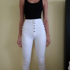 J Brand Natasha Sky High Jeans